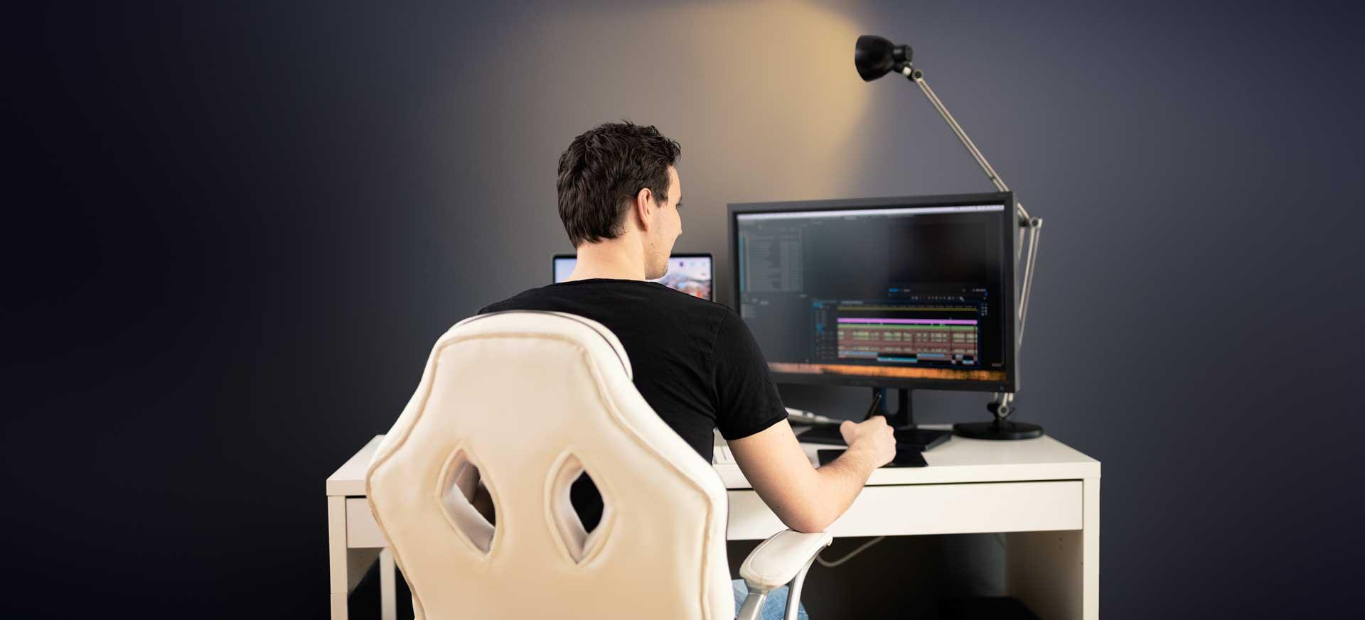Mattin Ott - Videoschnitt Cutter
